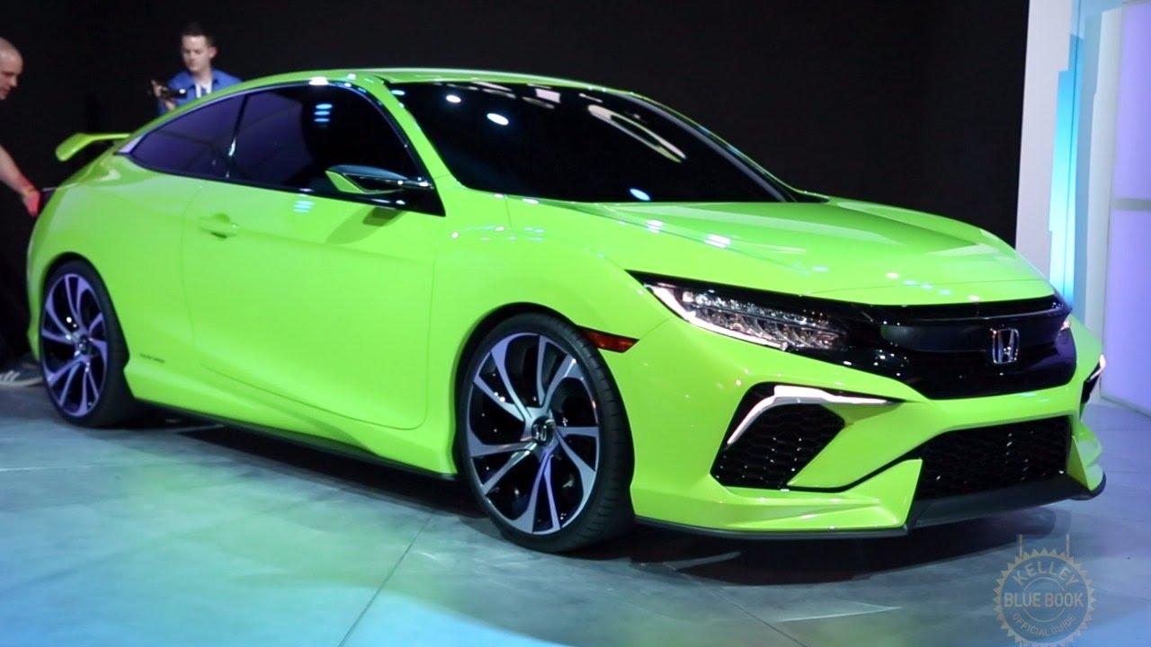 2016 Honda Civic Concept