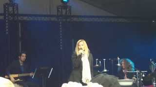 Lara Fabian - Theme from Mahogany - Coudekerque Branche