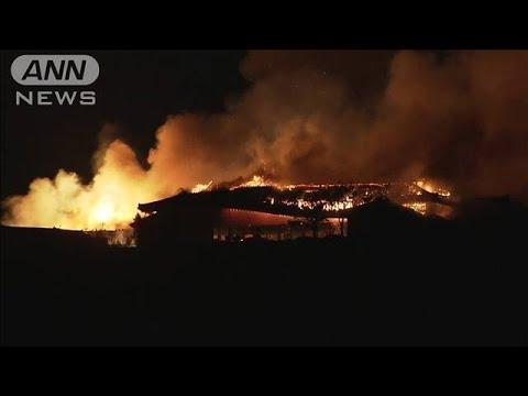 首 里 城 火事 原因