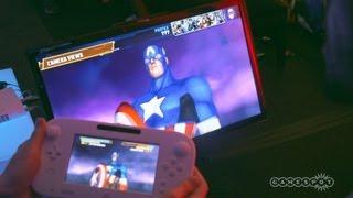 Marvel Avengers: Battle for Earth Demo