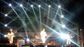 GIGI live in solo sriwedari,, Damai bersamamu,,