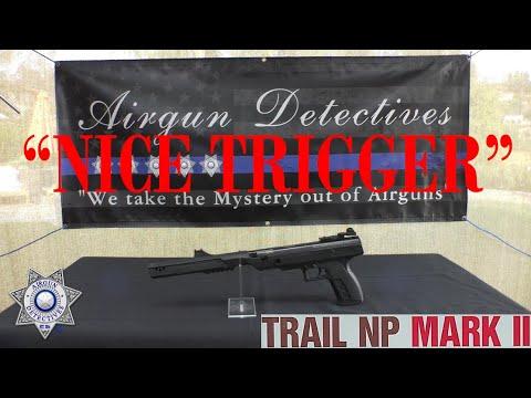 Benjamin NP Mark II Trigger Upgrade by Airgun Detectives