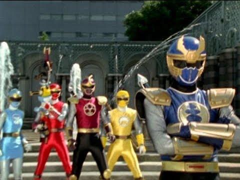 Power Rangers Ninja Storm  Blake's New Weapon  Episode 31