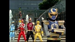 Power Rangers Ninja Storm - Blake
