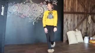 Теплая кофта с совой от VISION fs видео обзор