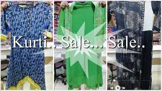 Kurti for sale.... Designer kurti. Exclusive discounted kurti at 500 Rs only.