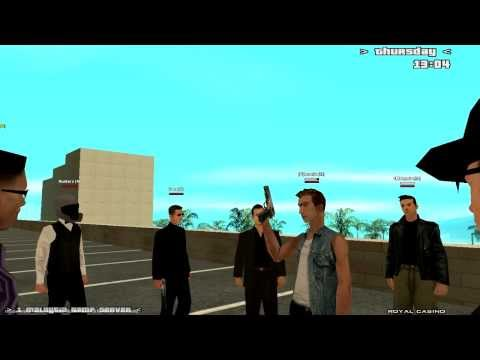 Scene KL Gangster 2 GTA SA-MP PARODY #3 Travel Video
