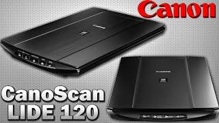 СКАНЕР - Canon CanoScan LIDE 120