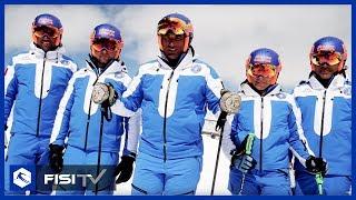 A lezione di Sci Alpino