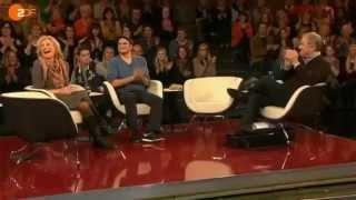 Markus Lanz (vom 23. Oktober 2012) - ZDF (5/5) (cut)