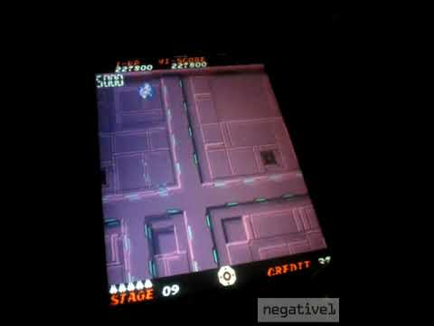 Arcade 1up - Countercade - Time Pilot 84 359k - Level 17 [MODDED] from negative1