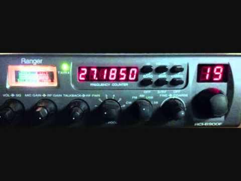 CB Radio Audio Trucker Channel 19 October 14, 2013 #t2sda