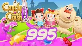 Candy Crush Soda Saga Level 995