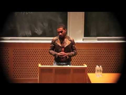 LIL B LECTURES AT MIT UNIVERSITY !!! * HISTORICAL * MUST WATCH (1 hour 30 min+)
