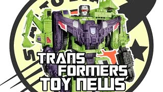 Transformers Toy News Recap inc. New York Toy Fair - 16/02/2015