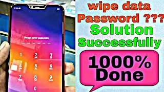 Oppo A5 CPH 1809 Flashing+Screen Lock+FRP Remotly Unlock With Paid