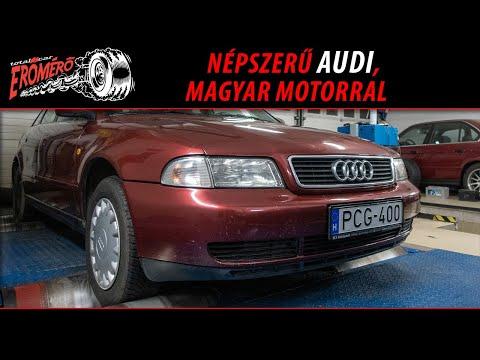 Totalcar Erőmérő: Népszerű Audi, magyar motorral thumbnail