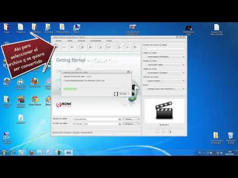 Descargar E Instalar Convertidor Para XP/Vista/Seven