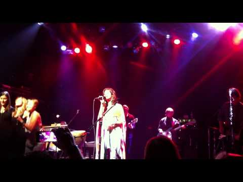 Amy Grant EVERY HEARTBEAT Irving Plaza NYC 8/23/13