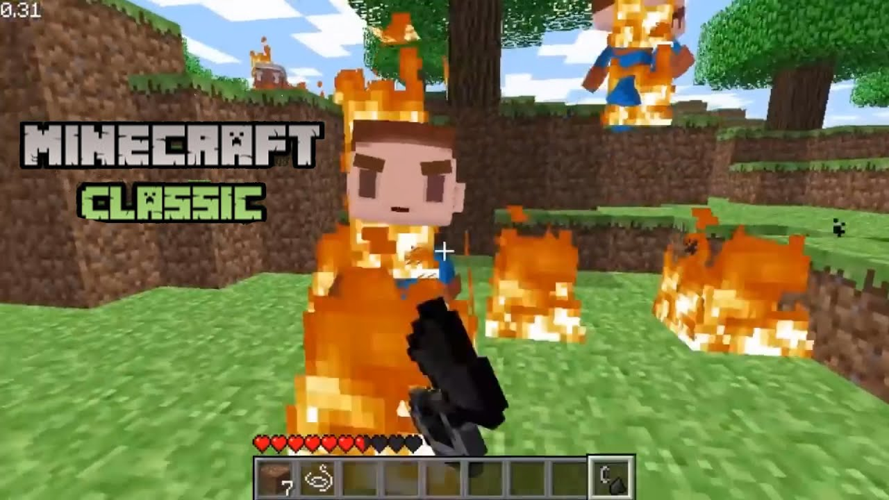 Minecraft Classic Unblocked YouTube