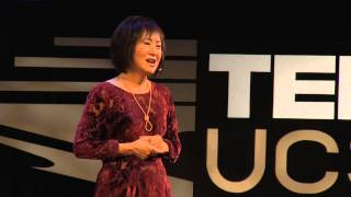 Expressions of a violinist and actor: Alexis Rhee at TEDxUCSD