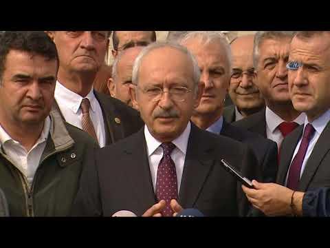 Kemal Kılıçdaroğlu'ndan, Deniz Baykal Açıklaması