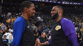 KD could learn from LeBron about picking a new team in free agency – Jefferson | Jalen & Jacoby