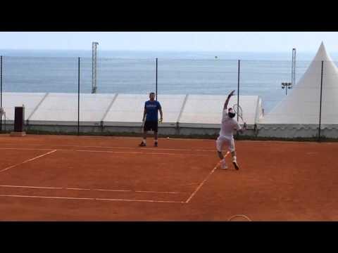 Tsonga Wawrinka Monte-Carlo Masters 2014