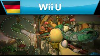 Musik aus Mario Kart 8 - Große Drachenmauer (Wii U)