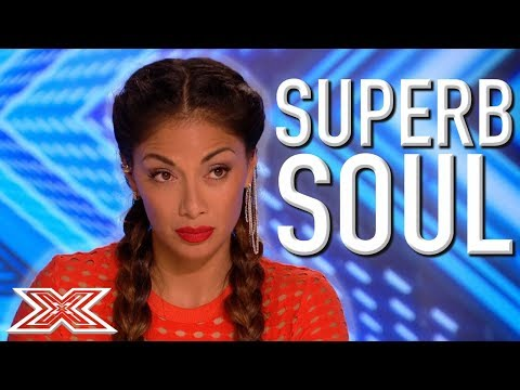 SUPERB Soul Auditions From X Factor Australia And UK | X Factor Global