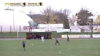 Eccellenza Girone B Castiglionese-Sestese 1-1