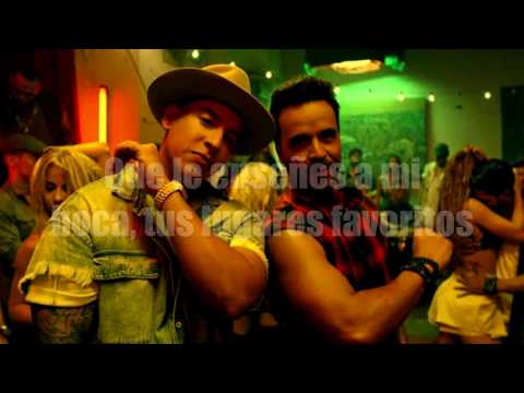 Luis Fonsi - Despacito ft. Daddy Yankee (LETRA)