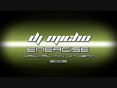 DJ MICHO - ENERGISE