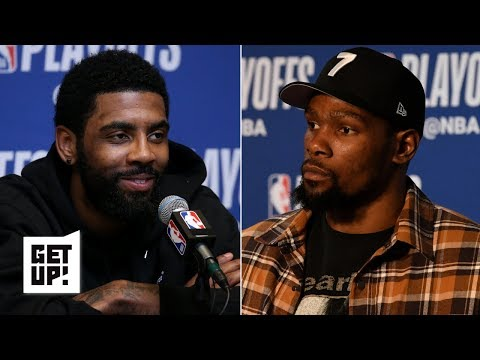 I don't see Kevin Durant and Kyrie Irving fitting as teammates - Isiah Thomas