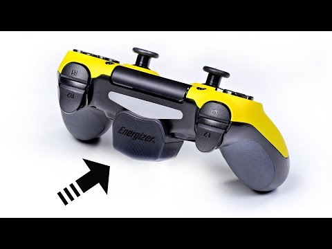 Thumbnail: The Ultimate Controller Modification