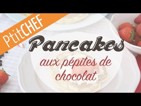 recette-pancakes-aux-pépites-de-chocolat,-ptitchef.com,-pas-à-pas