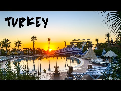 TURKEY 2017 - TRAVEL VIDEO- ALANYA 4K - LONG VERSION
