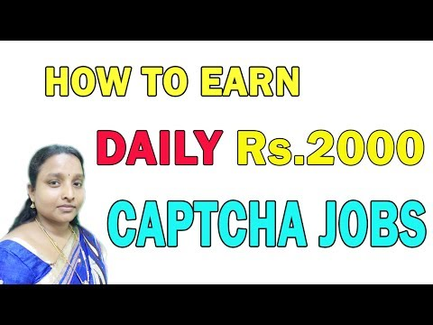 Earn Daily Rs.2000 | Make Money Online & Earn Without Investment in Tamil