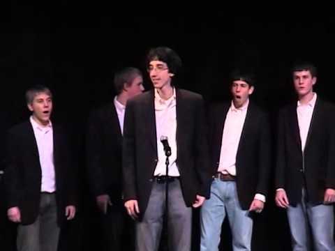 Maret School's Alpha Males Winter Concert 2007 (Part I)