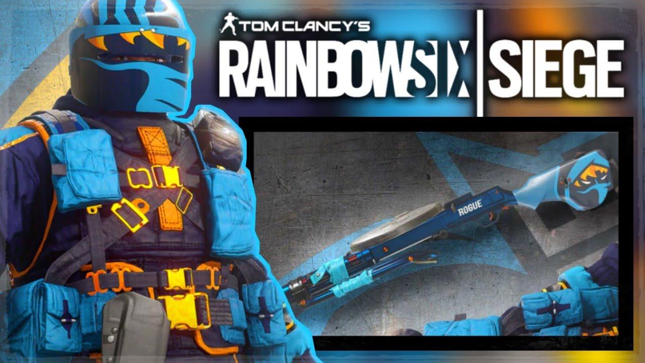 Rainbow Six Siege: Tachanka Rework Gameplay - The Global