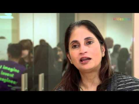 Stories of Leadership - Padmasree Warrior