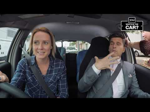 Who's In The Car with Osher Günsberg | Youi
