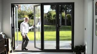 4 door Bi-Fold Door set