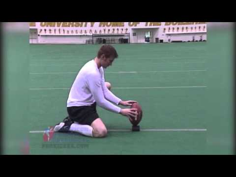 "how-to-kick-a-football-with-travis-dorsch---""ball-position""-kicking-lesson-6"