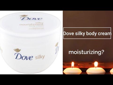 Dove Silky Body Cream Review In Urdu/hindi