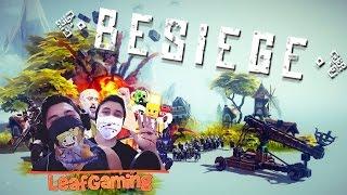 Besiege: Şeytan Koyunları Cezalandırmak! - Bölüm 3