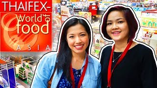 Helen visits THAIFEX 2018 - Thailand's Biggest Food Show!