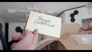 GRETSCH USA Custom - Unboxing Florian Alexandru-Zorn
