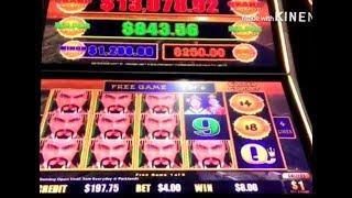 POKIE WINS ⚡️ DRAGON LINK SLOT MACHINE  $1 10c denom