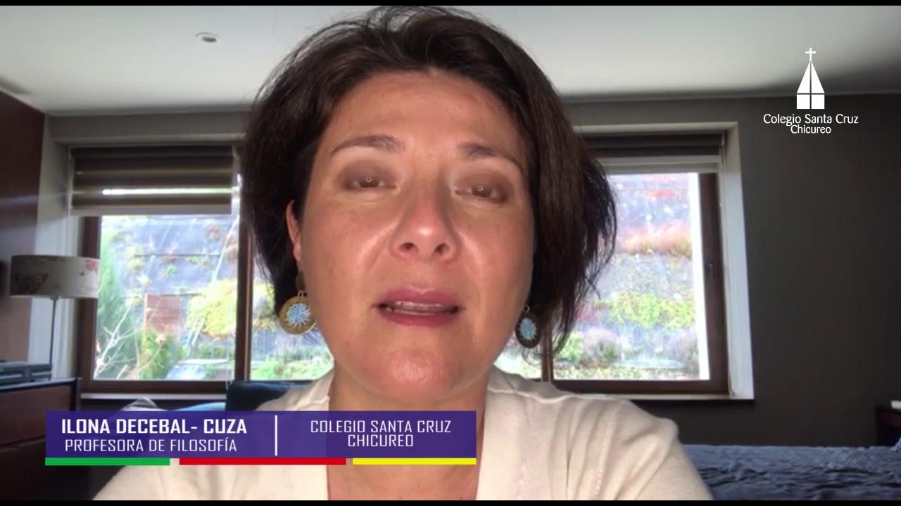 Revista Educar Julio 2020 - Ilona Decebal